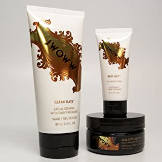 product image for 2012 Australian Gold Jwoww 3 Piece Skin Care Kit Complete Facial Regime Moisturizer