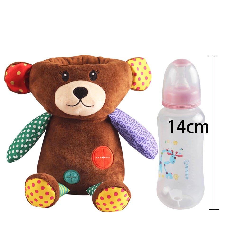 aipinqi extraíble Lovely Baby Botella aislamiento Animal de ...