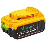 TenMore DCB206 20V 6.0Ah Battery for DeWalt Max XR DCB200 DCB203 DCB204 DCB205 Lithium Ion Battery