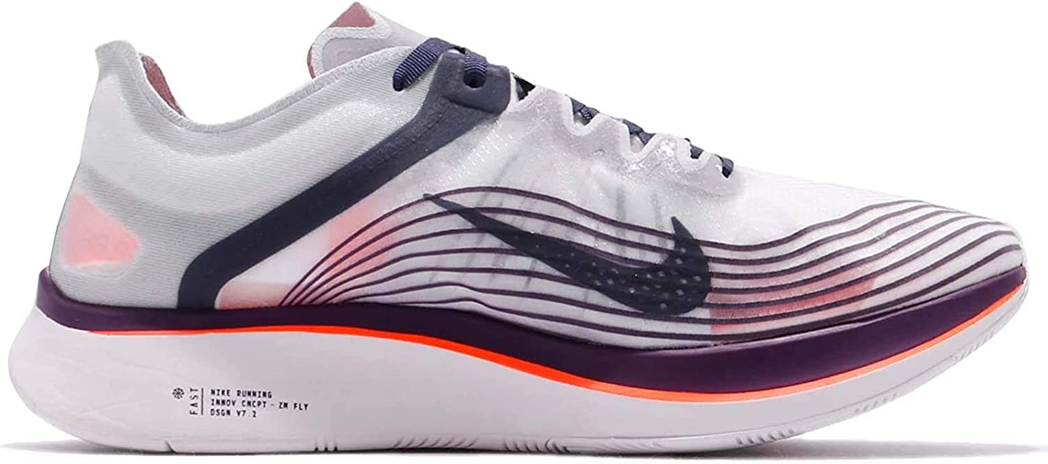 Nike NikeLab Zoom Fly SP, Zapatillas de Trail Running Unisex niño, Multicolor (Neutral Indigo/Neutral Indigo 500), 37.5 EU: Amazon.es: Zapatos y complementos