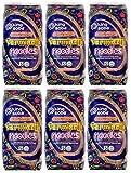 King Soba 6-PACK Gluten Free, Organic Vermicelli Noodles - Fair Trade