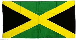 Flag Bandiera Jamaica Gamaicana 145 x 85 cm Drapeau de la Jamaïque, Jamaica
