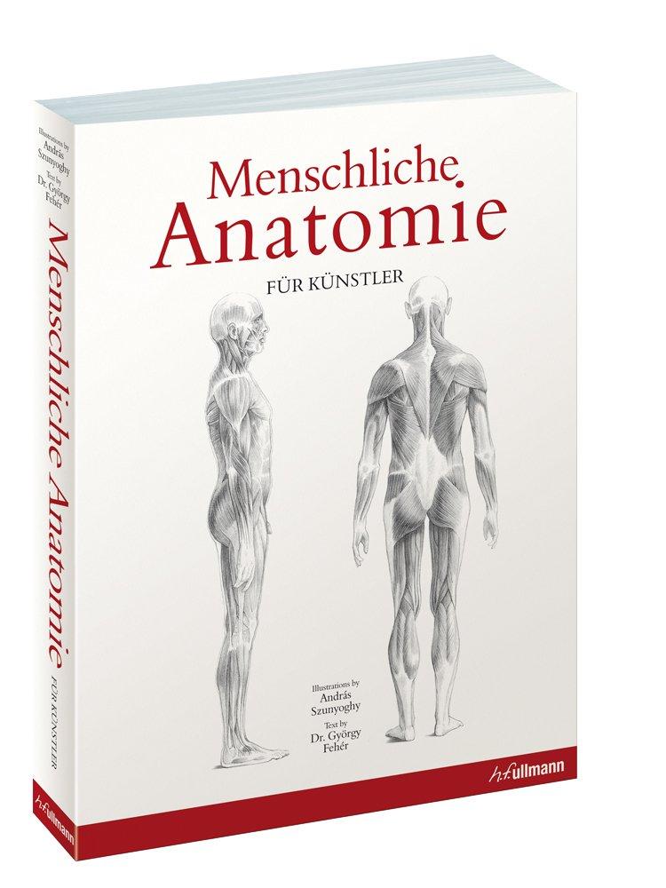 Menschliche Anatomie für Künstler: 9783848003884: Amazon.com: Books