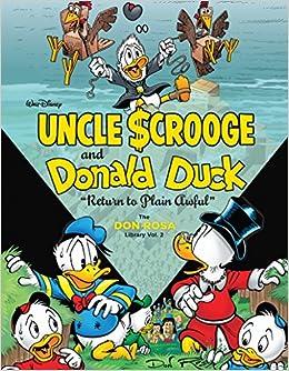Walt Disney/'s Donald Duck Lost in the Andes Copertina rigida