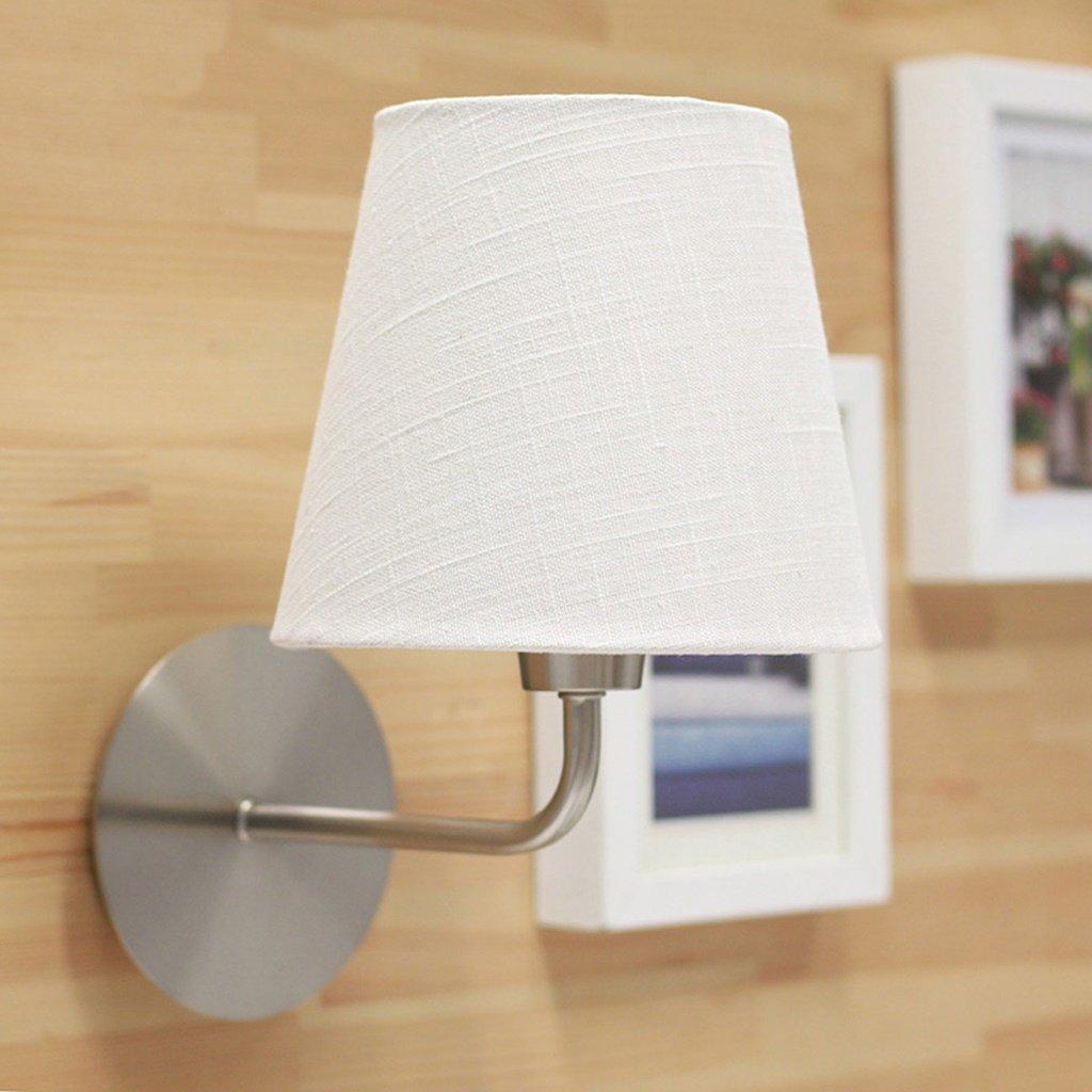 The harvest season- Nordic Home Schlafzimmer Lampe Wandleuchte Nachttischlampe Modern Einfache Europäische Stil Kinderzimmer Lampen -E27 (Farbe : #3)