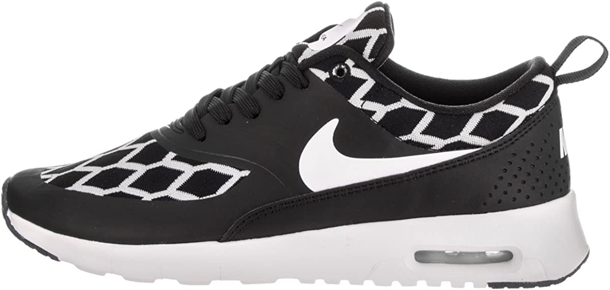 Baskets Nike Air Max Thea Imprimer 36 Noir: