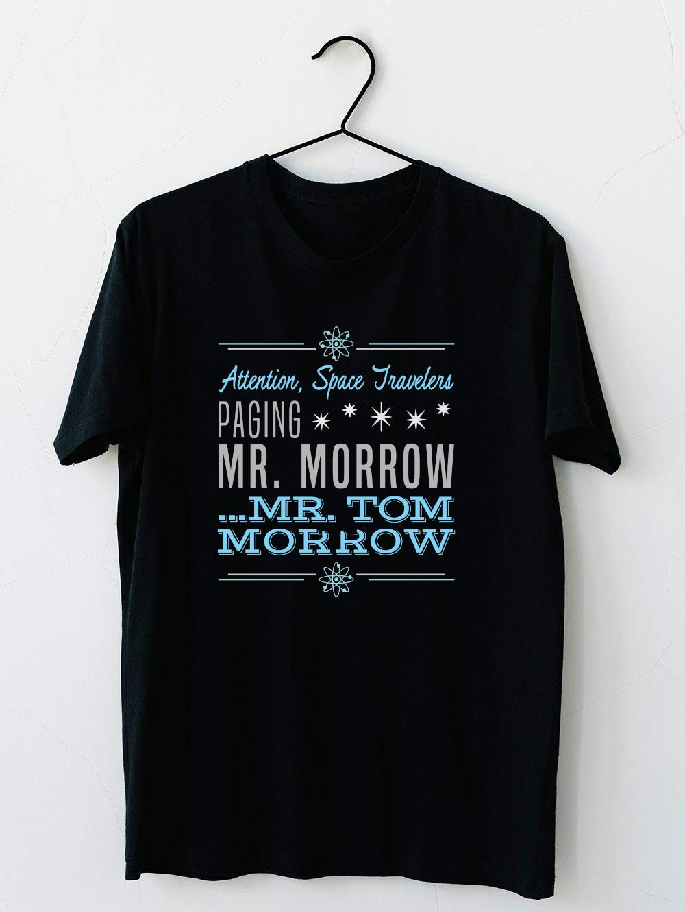 Paging Mr Morrow T Shirt For Unisex