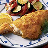 The Swiss Colony Lemon-Breaded Cod Fillets 4-Pieces