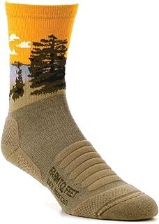 product image for Farm to Feet Cascade Locks 3/4 Technical Hike Merino Wool Crew Socks