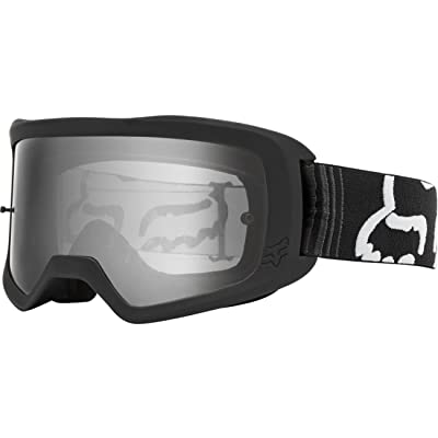 Fox Racing Main II Race Goggle Black, One Size: Fox Racing: Clothing