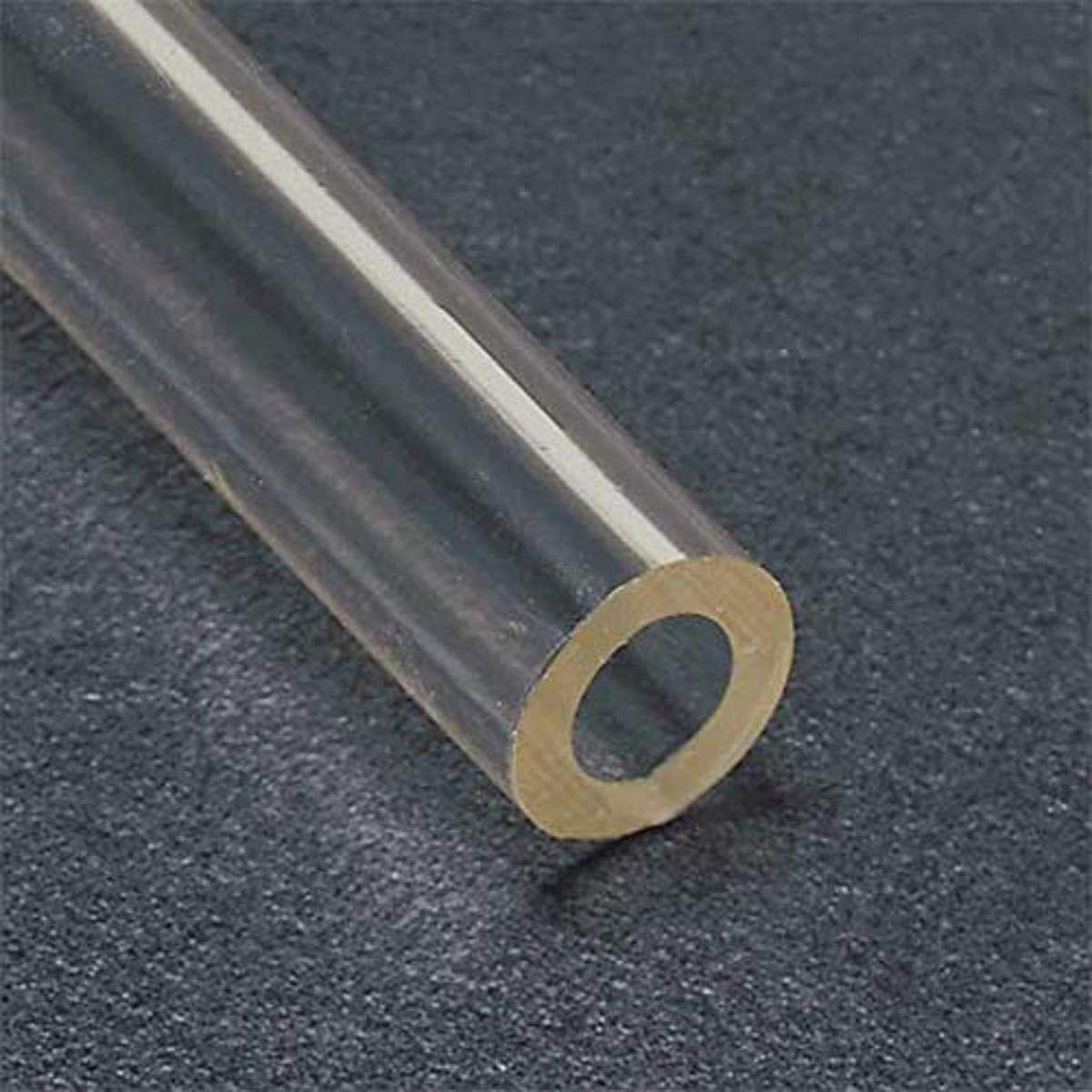 "Tygon - ACF00017 Non-DEHP Laboratory, Food & Beverage and Vacuum Plastic Tubing, Clear, 1/4"" ID x 3/8"" OD, 50 feet Length"