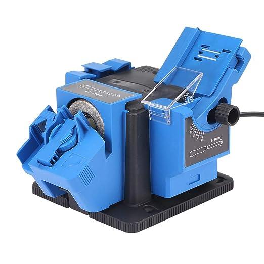 Afilador eléctrico multitarea para cuchillos y tijeras, máquina de ...