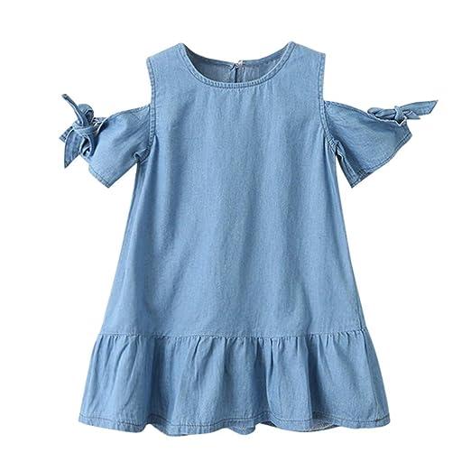dc6002c1c Amazon.com  LNGRY Baby Girls Dress