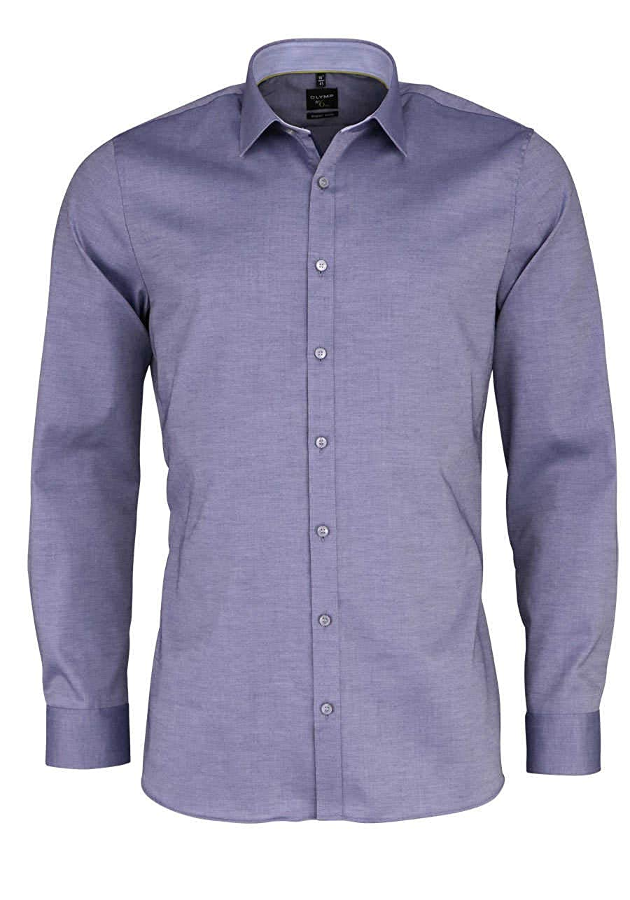 Olymp - Camisa Formal - Liso - para Hombre
