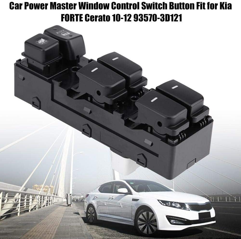 Car Power Master Window Control Switch Button Window Button Control Switch Window Button Power for Kia FORTE Cerato 2010-2012 93570-1X000