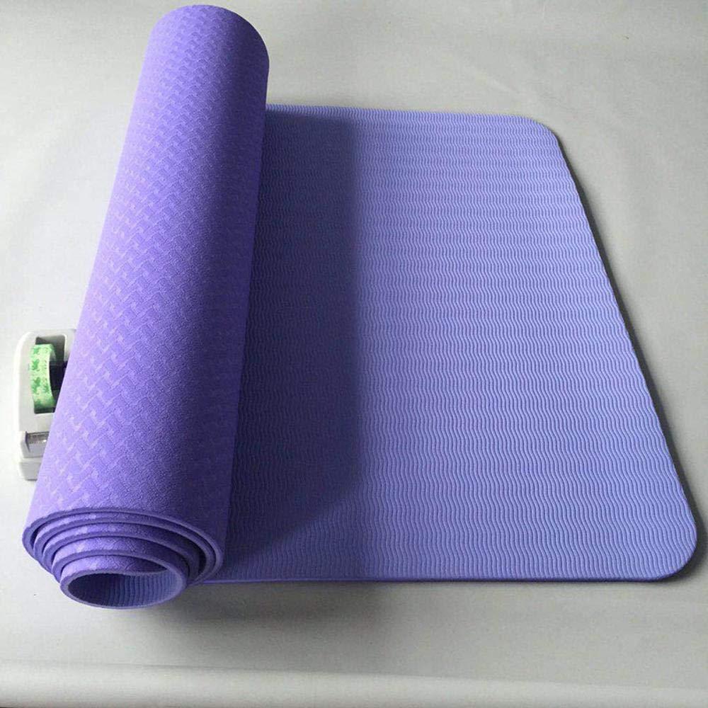 Sweety Sport-Yoga-Matte Sport-Anti-Rutsch Yoga Matte Fitness Universal 183  61  0.6 cm 2er Set