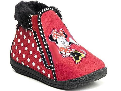 Disney - Zapatillas de estar por casa para niña, color, talla 28: Amazon.es: Zapatos y complementos