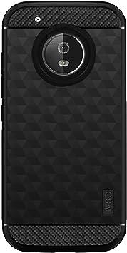 IVSO Funda Motorola Moto G5 Plus, Silicona Suave a Prueba de ...