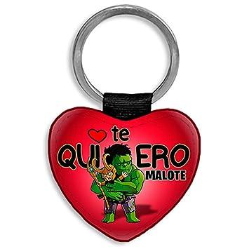 Diver Bebé Llavero corazón Personalizable con Nombre Hulk y ...