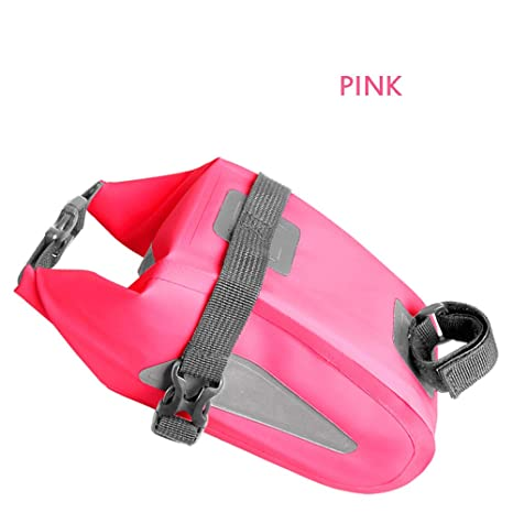 ALL COLORS EVOC SADDLE BAG Cycling Bicycle Under Seat Storage Pack