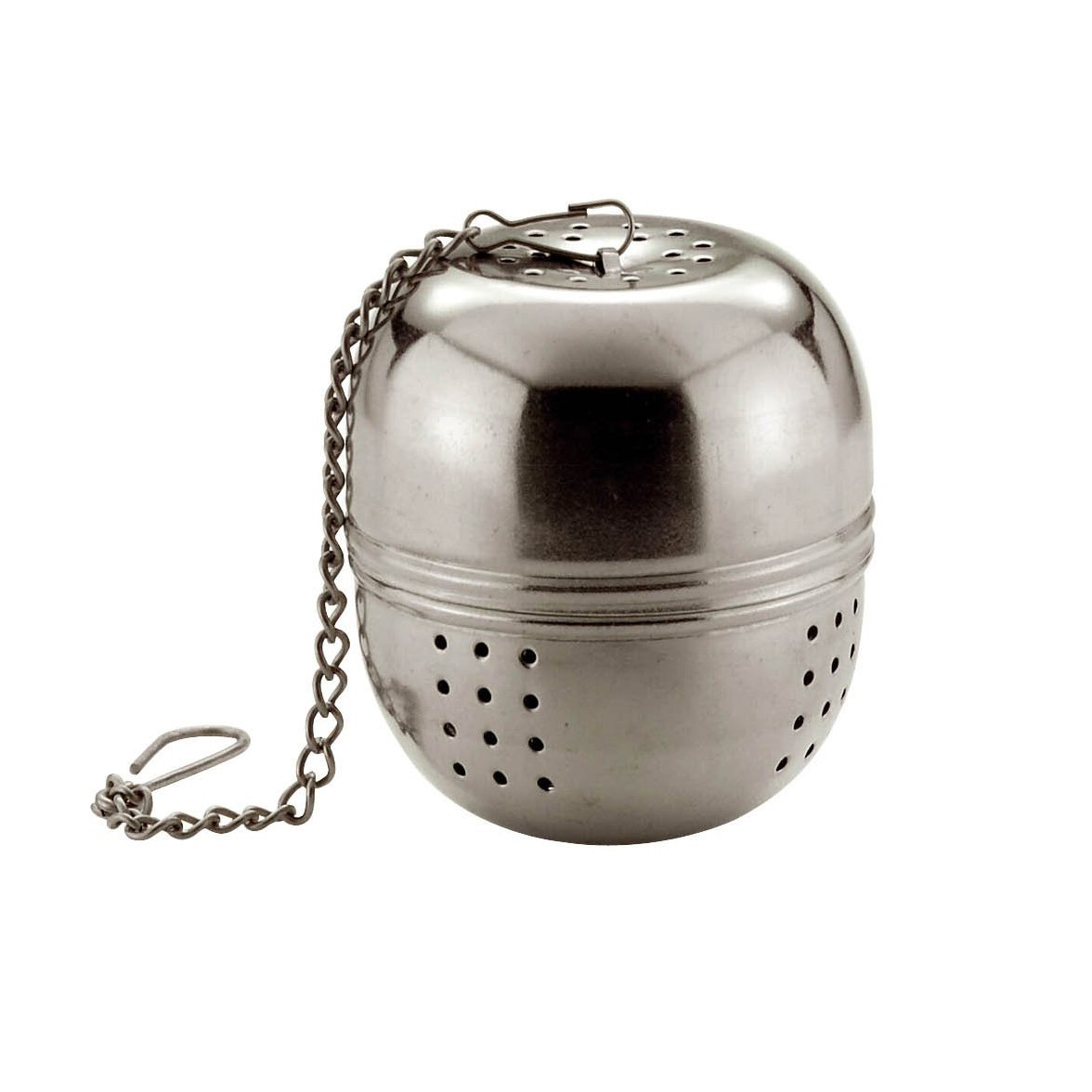 R TOOGOO TEA BALL STRAINER INFUSER INFUSE METAL STAINLESS STEEL