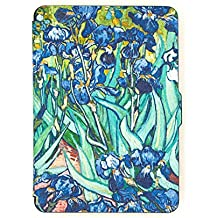 Kandouren Case Cover for Kindle Voyage - Smartshell,Light Slim Cover with Auto Sleep and wakeup Function(Fit 6 inch Amazon Kindle Voyage)