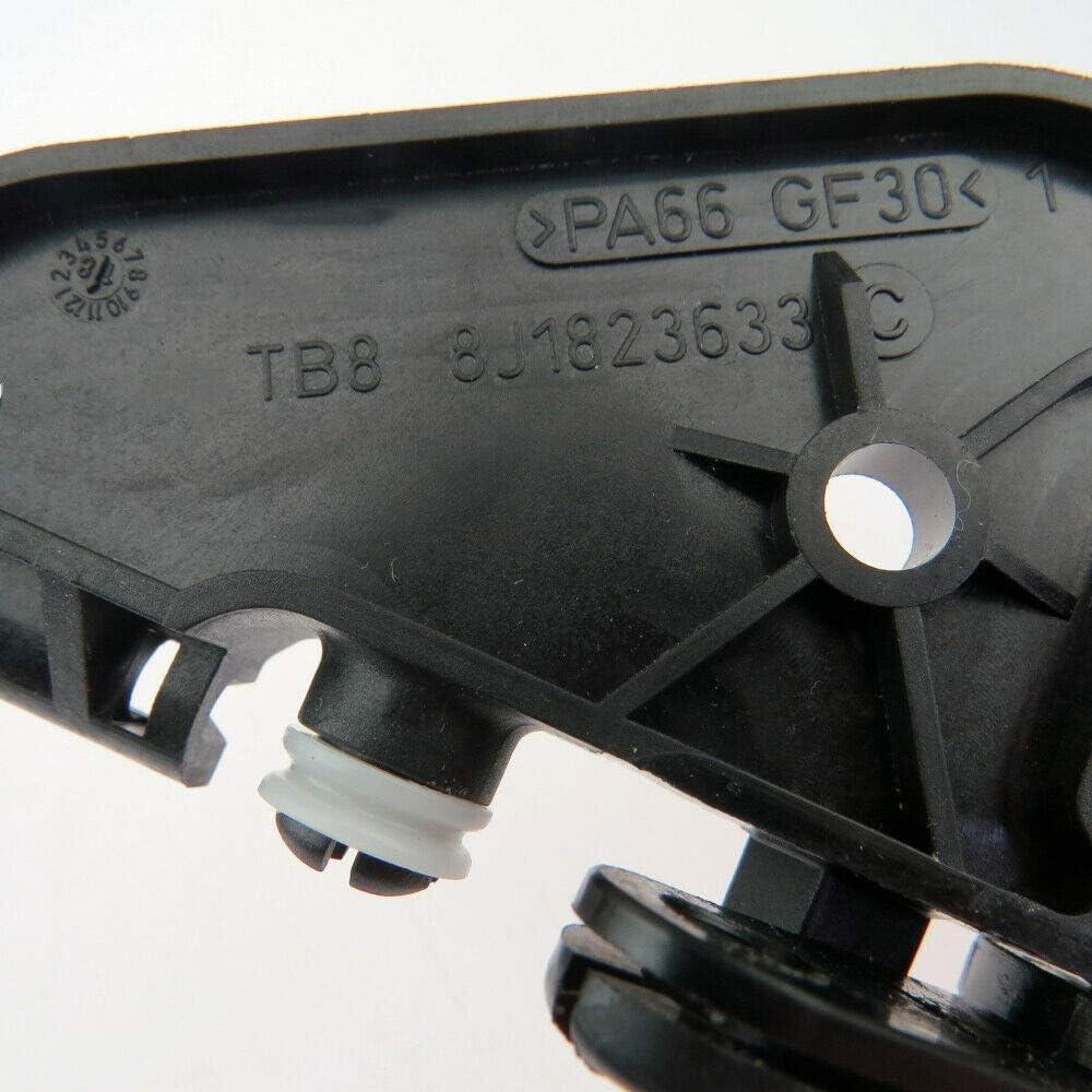Hood Latch Release Handle Mount Bracket Holder Kit Spring for TT TTS 8J1823533C