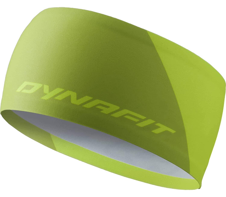 Dynafit Performance Dry Slim Headband Fluo Yellow 2019 Kopfbedeckung