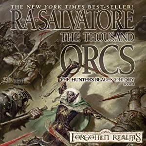 The Thousand Orcs Audiobook