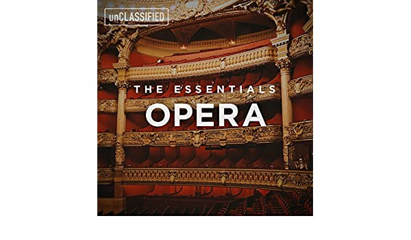 The Essentials: Opera, Vol. 1 by Various artists on Amazon Music - Amazon.com