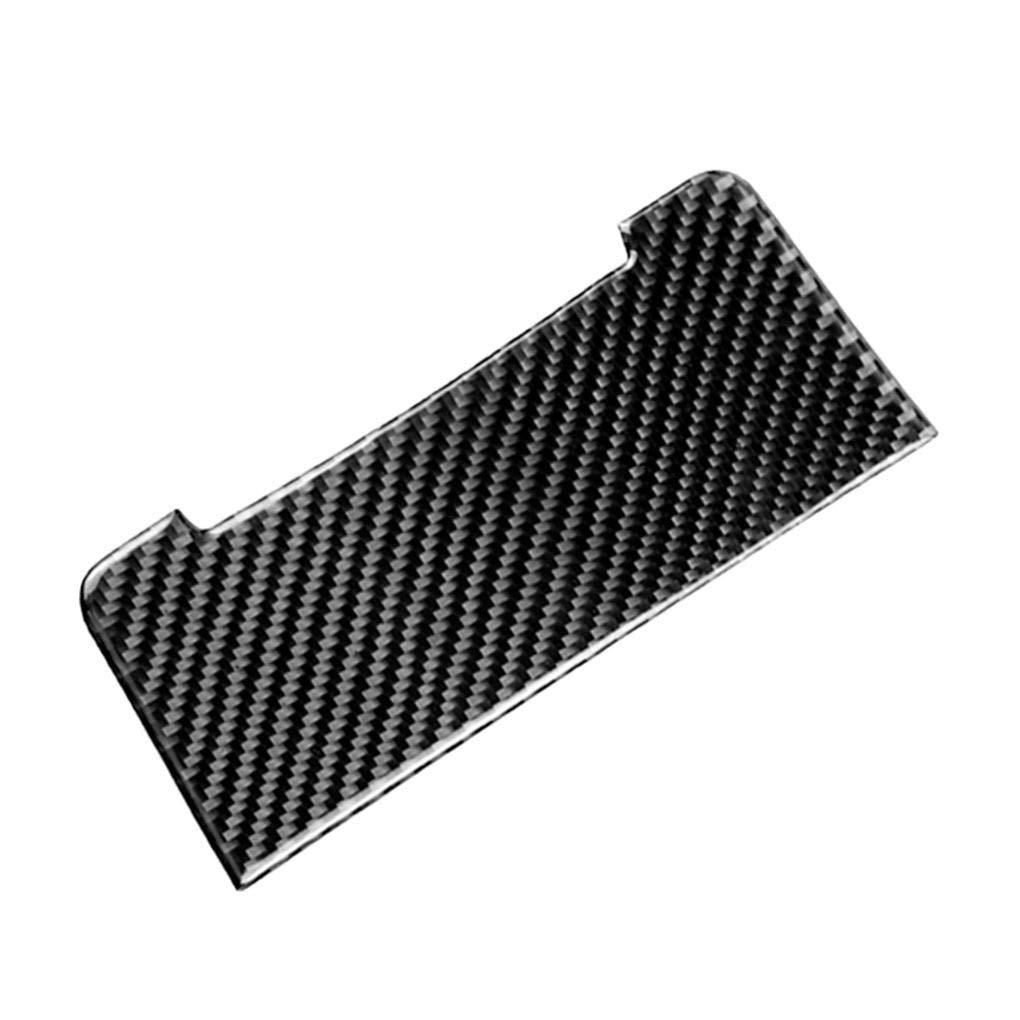 Ben-gi Toma del Encendedor de Fibra de Carbono Pegatina Cubierta replacemnt para A4 A5 Q5 Q3 B8 A6 decoraci/ón de Coches