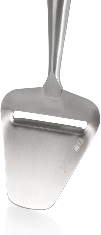 couteau à beurre Monaco Boska Käsehobel en acier inoxydable 29 x 8 x 2 cm