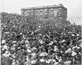 Photo: Large Crowd,2nd Ave & Virginia St,US Atlantic Fleet Day,May 26,1908,Seattle,WA