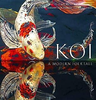 Book Cover: Koi: A Modern Folk Tale
