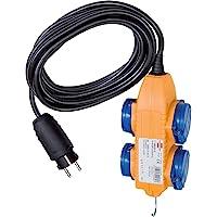 Brennenstuhl BN-EXT05 cable de extensión de 5 m