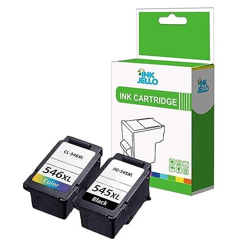 InkJello - Cartucho de tinta remanufacturado para Canon Pixma ...