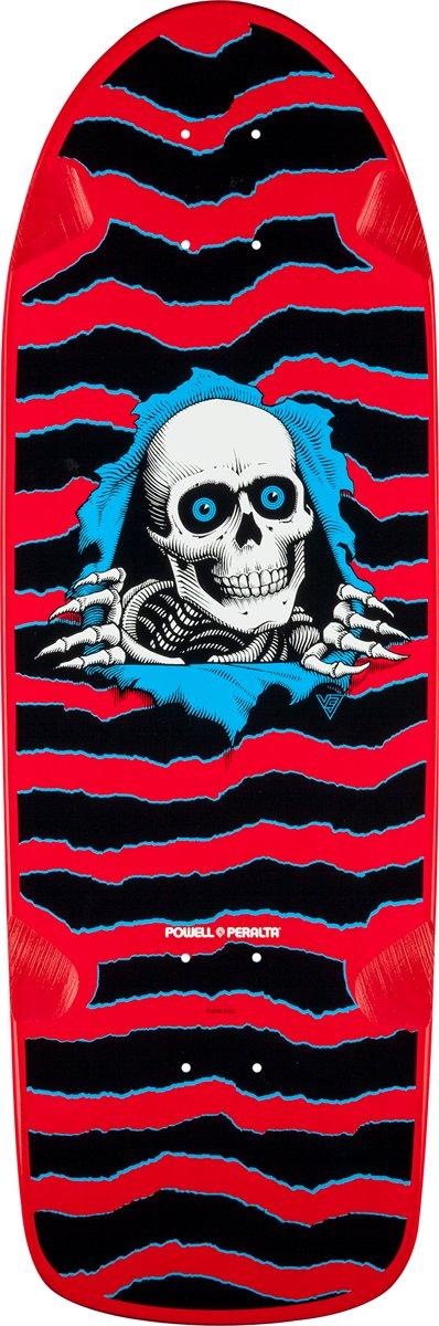 Powell-Peralta O.G. Ripper Red Skateboard Deck