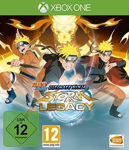 Naruto Shippuden Ultimate Ninja Storm Legacy Special Edition: Amazon.es: Videojuegos