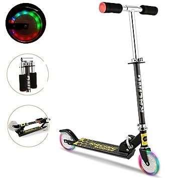 Amazon.com: Miageek - Patinete plegable con 2 ruedas para ...