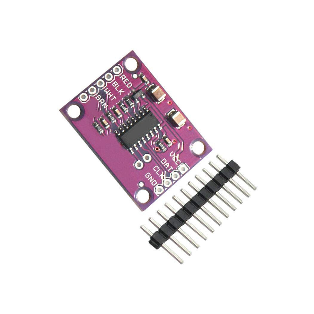 Weighing Sensor 24-bit A//D Conversion Adapter Load Cell Amplifier Board HX711
