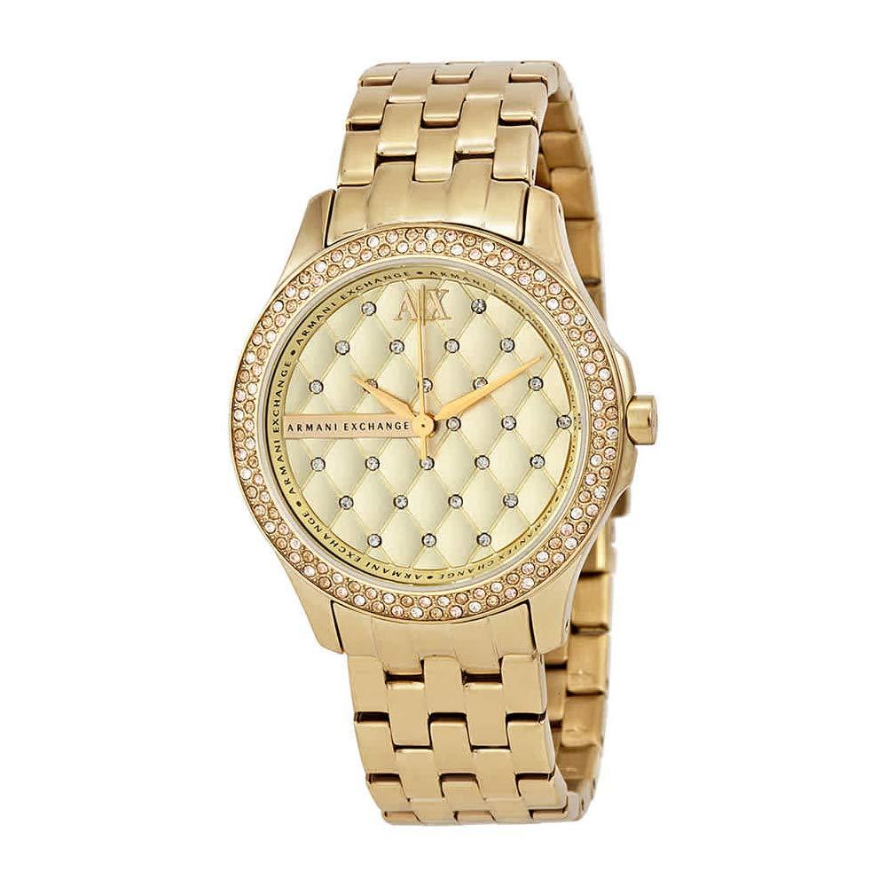 Armani Exchange Women's AX5216  Gold  Watch by A|X Armani Exchange