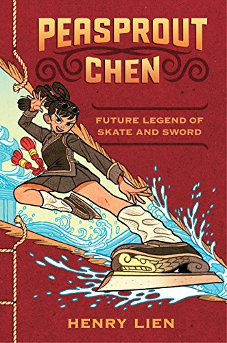 Peasprout Chen, Future Legend of Skate and Sword -