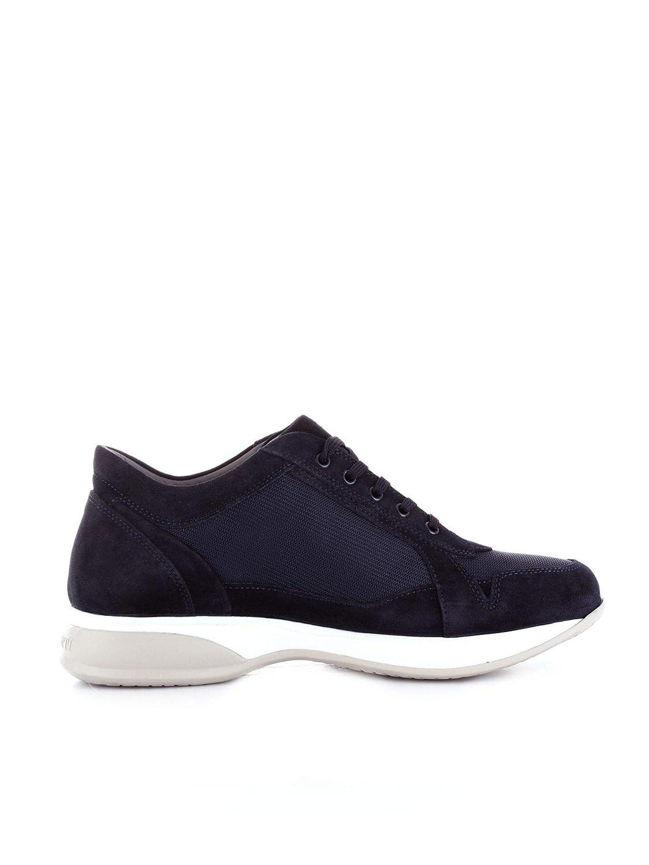 - 4US CESARE PACIOTTI Men's TTCU3TCANAVY bluee Fabric Sneakers