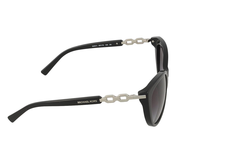 c8f5270ea691c Amazon.com  Michael Kors MK2009 300511 Black Gstaad Cats Eyes Sunglasses  Lens Category 3 Le  Michael Kors  Shoes