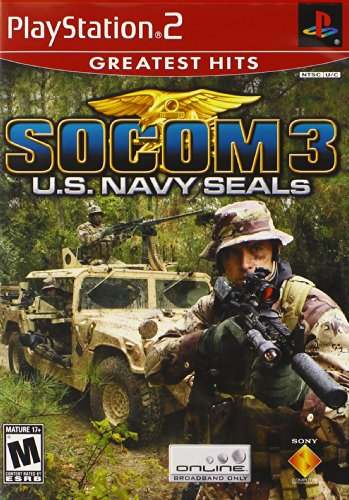 SOCOM 3 U.S. Navy Seals - PlayStation 2 by Sony (Image #3)