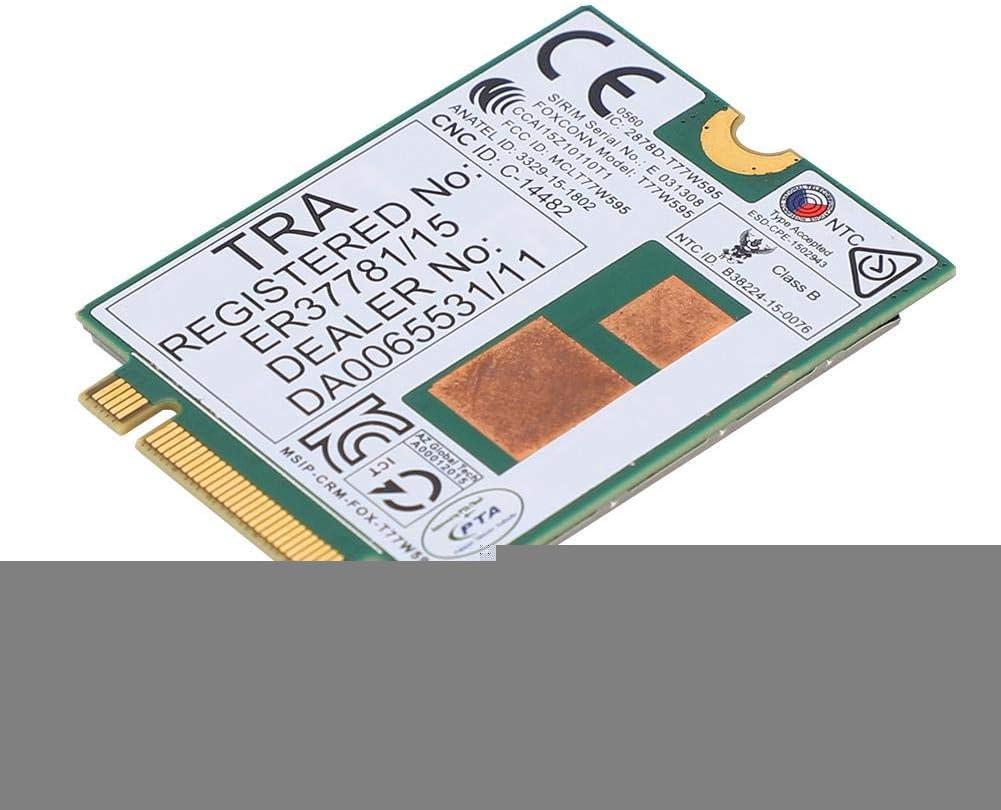 LTE 3G 4G Module for HP Probook//EliteBook 820 840 850 LT4120 796928-001 Network Card fosa T77W595 4G Module