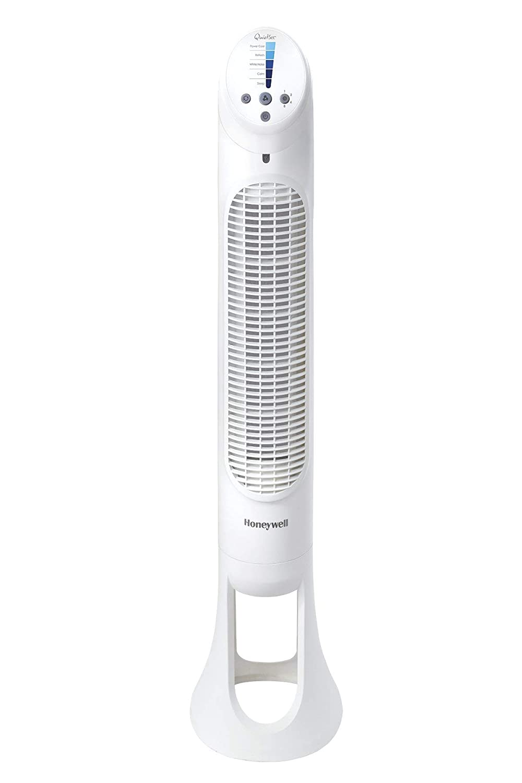 Honeywell Quiet Set Whole Room Tower Fan (Renewed)