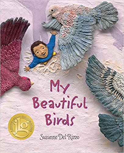 cover image, My Beautiful Birds