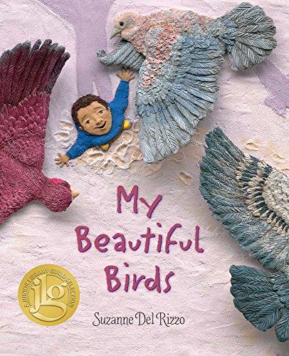 My Beautiful Birds (Pigeon Childrens Pajamas)