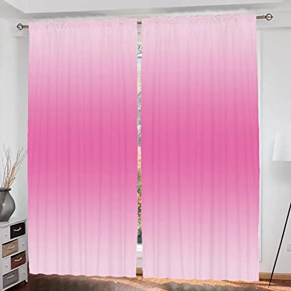 Amazon.com: househome Ombre Custom design Fairytale Cotton Candy ...